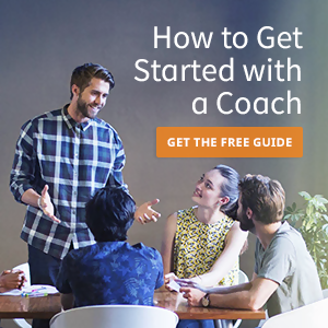 Download the free guide: How to Get Started with a Coach